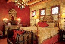 Bedrooms / by Margie Bailey