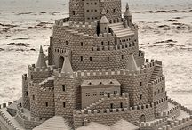 Castles In The Sand / by Debbie Hinz