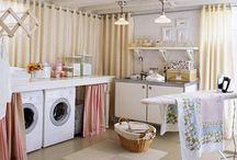 Basement /Laundry / by Amy McCann {junqueologist}