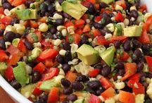 Salads/veggie Recipes / by Kathy Miller