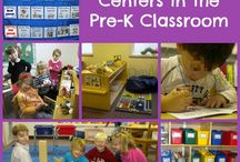 PreK {Classroom♥} / by Robyn Wood