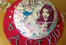 violetta / by le torte decorate di luciana