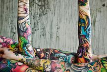 Body Canvases / by Chevelle Sopkin