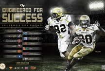 Georgia Tech Posters / by GT Athletics