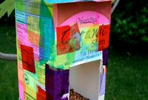 Kids-Crafts/Activities / by Michelle Rougeau