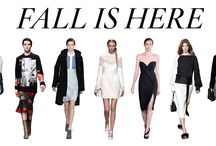 BG RADAR: Fall 2013 / Fall is here.  Preview what we'll be seeing on the streets of Fashion City & beyond - from architectural minimalism to downtown chic. Which trend will you be wearing? See more: http://brgdf.co/GKkD6B  / by Bergdorf Goodman