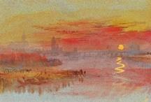 Turner, JMW / by Sandra van der Veen