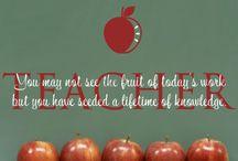 Teacher Stuff / by Dorine Ledgerwood