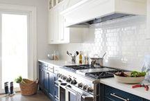 kitchen decor inspiration / by Jill Samter