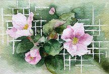 Watercolours / by Anita Bains