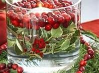 Christmas Tablescapes / Christmas tablescapes for home & events / by Crystal Roberts