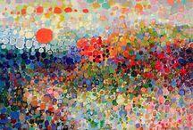 paintings / by Stefanie Venable