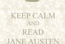 Jane Austen / Because all things Jane inspire me. / by Dana Huff