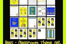 Classroom theme / by Heather Hamby