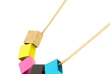 necklaces inspiration / by Annie Beanie