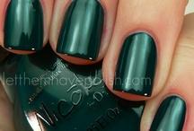 Nails Nails Nails / by Nicole Nicole