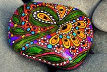 Art-Rock Painting / by CindyBeLove