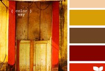 Color Inspirations / by Angie Reyna