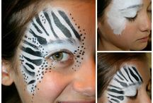 Face painting / by Janis Graslie