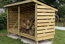 Woodsheds / by Susan Mucklestone