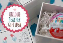 Teacher Gift Ideas / by Karen de Sousa