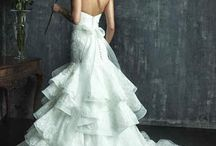 Wedding - Dress / by Analía Monteverde