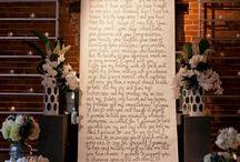 Ceremony Backdrops / by Weddings In Iowa