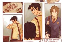 Harry Potter / by Kim Ellis