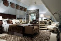 Beautiful bedrooms / by Marion Abide
