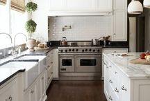 kitchen inspiration / by Kelley Hart-Jenkins