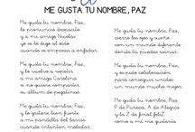 DÍA DE LA PAZ / by Maria Rosa Molina Aránega