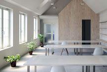 work place / by Catherine Bailey (Heath Ceramics)