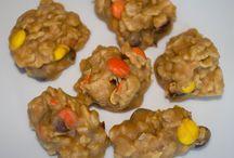 Cookies cakes &pies / by Krista Blake