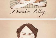 Downton Abbey  / by Codruta Ionescu
