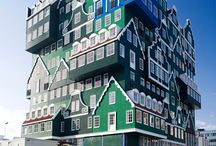ARCHITECTURE/Buildings / by Margie Anderson