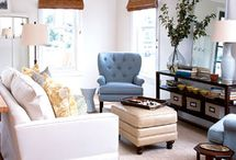 Living room ideas small / by Robin Gentry