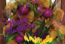 Birthday Party Wreath Ideas / by Azlin Salabarria