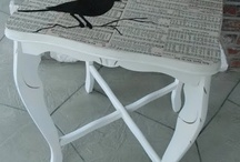Coffee Table / Ideas to renovate my tired coffee table / by Jules Adam