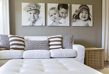 Ideas for my walls / by Melissa Smith