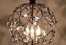 I LOVE chandeliers / by Krishann