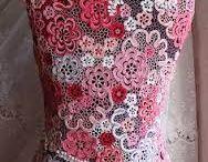 ! 1 A Crochet 15 Irish crochet (Jeanette) / by jeanette bro