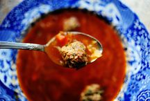 Bowl of Soup / by Erika Miller
