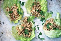 Asian Recipes / by Amanda Mouttaki