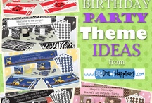 Party Ideas / by Shannon Hicks