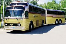Keep on Bussin' / buses from around the world / by Colin Fletcher