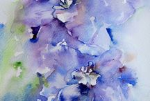 Watercolour / by Wendy Cox