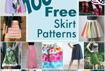 Sewing / Patterns & Inspiration / by Michelle Romary