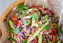 Salat / by Nicole Stokes Herrin