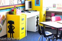 Classroom Decorations / by Claire Whitby