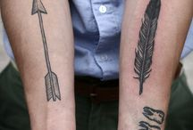 TATTOO / Inspiration for a new tatoo / by Jonathan de Roos